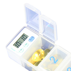 Pill Alarms/Timers
